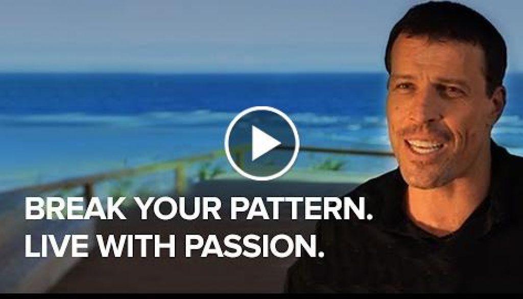 Tony talks Life Mastery | Tony Robbins - Thumbnail