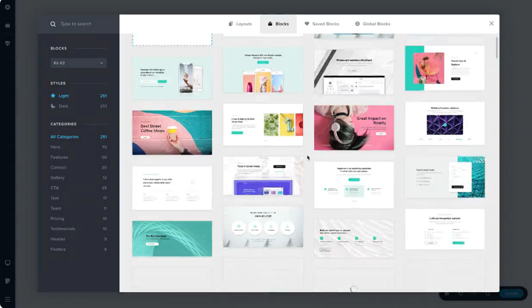 Brizy - Creating Websites is Now Fast Easy